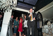 KEVIN SPACEY, The Old Vic at the Vaudeville Theatre ' The Prisoner of Second Avenue'  press night. After-party at Jewel. 13 July 2010. -DO NOT ARCHIVE-© Copyright Photograph by Dafydd Jones. 248 Clapham Rd. London SW9 0PZ. Tel 0207 820 0771. www.dafjones.com.