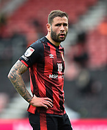 Steve Cook (3) of AFC Bournemouth during the EFL Sky Bet Championship match between Bournemouth and Stoke City at the Vitality Stadium, Bournemouth, England on 8 May 2021.