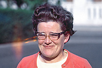 Sheelagh Murnaghan, barrister, only Liberal MP ever elected to the original N Ireland Parliament at Stormont. Irish International Hockey Player. Born 1924, died 1993.<br />