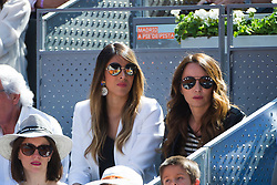 Celebs attend Novak Djokovic vs Rafael Nadal tennis match during the Mutua Madrid Tennis Open. 13 May 2017 Pictured: Daniela Ospina. Photo credit: LagenciaNews/MEGA TheMegaAgency.com +1 888 505 6342