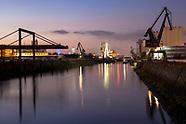 Deutzer Hafen :: Rhine harbor Deutz