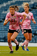 Lizzie ARNOT (Manchester United WFC (ENG)) of Scotland  during the International Friendly match between Scotland Women and Jamaica Women at Hampden Park, Glasgow, United Kingdom on 28 May 2019.