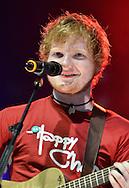 Ed Sheeran / V Festival 2012, Hylands Park, Chelmsford, Essex, Britain - August 2012.
