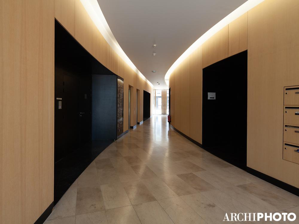 A.S. Architecture-Studio • Immeubles de bureaux Marbotte et Clémenceau Plaza, Dijon