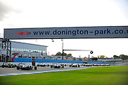 2012 British F3 International Series.Donington Park, Leicestershire, UK.27th - 30th September 2012.Race 1 start..World Copyright: Jamey Price/LAT Photographic.ref: Digital Image Donington_BritF3-19534