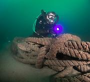 USS Indra Shipwreck, NC,
