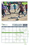 2020 NRPA Calendar