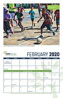 NRPA's 2020 Calendar (February)