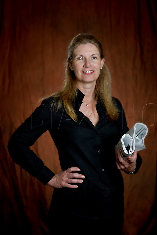 Architect Judy Carty in Coral Gables on Sunday, January 13, 2013
