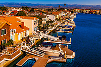 Channel Islands Harbor, Oxnard, California USA