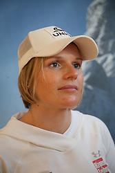 14.10.2011, Shopping City Seiersberg, Graz, AUT, Einkleidung OeSV Team, im Bild Marlies Schild, EXPA Pictures © 2011, PhotoCredit: EXPA/ Erwin Scheriau