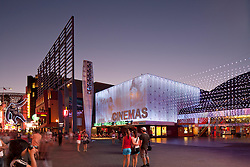 Universal Studio 5 Towers by Rios Clementi Hale  Job ID 5748
