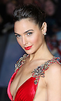 Gal Gadot, Batman V Superman: Dawn of Justice - European film premiere, Leicester Square, London UK, 22 March 2016, Photo by Richard Goldschmidt