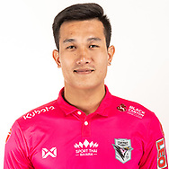 THAILAND - JUNE 06: Chatri Rattanawong #59 of Chainat Hornbill FC on June 06, 2019.<br /> .<br /> .<br /> .<br /> (Photo by: Naratip Golf Srisupab/SEALs Sports Images/MB Media Solutions)