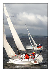 Yachting- The second start of the Bell Lawrie Scottish series 2002 at Inverkip racing to Tarbert Loch Fyne where racing continues over the weekend.<br /><br />Fastnet 34 - Skibereen 520C class 4<br />Pics Marc Turner / PFM