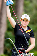 20-07-2019 Pictures of the final day of the Zwitserleven Dutch Junior Open at the Toxandria Golf Club in The Netherlands.<br /> OTTEN, Anna Lina