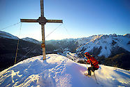 Winter Adventure Snowshoeing in the Italian Dolomites