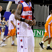 NLD/Almere/20091112 - USA Legends - Dutch legends met oa Dennis Rodman,Dennis Rodman
