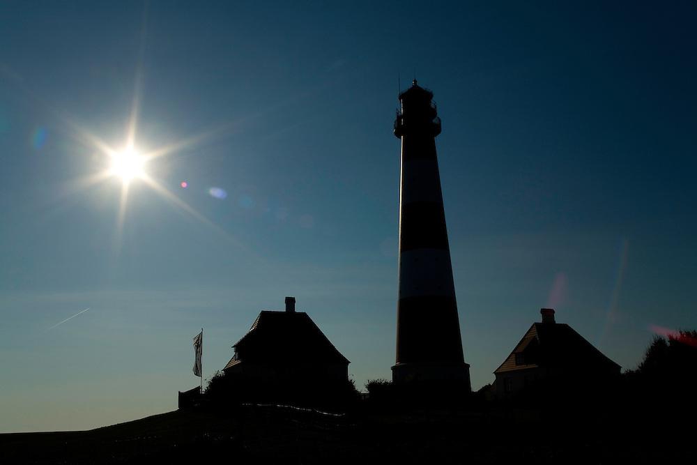 24.04.2009<br /> Lighthouse<br /> Westerhever, Germany