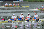 Amsterdam. NETHERLANDS. GBR W4X. Bow Kristina STLLER, Beth RODFORD, Victoria MEYER-LAKER and Lucinda GOODERHAM. Bosbaan Rowing Course. 2014 World Rowing Championships . 16:13:03  Thursday  DATE}  [Mandatory Credit; Peter Spurrier/Intersport-images]