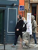 Russell Crow In Bataclan Paris