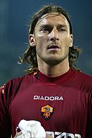 MODENA 18/4/2004 Campionato Italiano Serie A <br />30a Giornata - Matchday 30 <br />MODENA ROMA 0-1 <br />Francesco Totti <br /> Foto Andrea Staccioli Graffiti