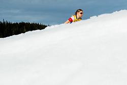 February 21, 2019 - Seefeld In Tirol, AUSTRIA - 190221 Jessica Diggins of USA competes in womenÃ•s cross-country skiing sprint quarter final during the FIS Nordic World Ski Championships on February 21, 2019 in Seefeld in Tirol..Photo: Vegard Wivestad GrÂ¿tt / BILDBYRN / kod VG / 170285 (Credit Image: © Vegard Wivestad Gr¯Tt/Bildbyran via ZUMA Press)