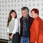NLD/Rotterdam/20190123 - inloop Premiere Dirty God - IFFR 2019, loes Luca, dochter Nina Gantz en .........