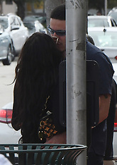 Madonna's daughter Lourdes Leon shows plenty of PDA with a mystery man