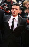 Actor Oscar Isaac.at the The Coen brother's new film 'Inside Llewyn Davis' red carpet gala screening at the Cannes Film Festival Sunday 19th May 2013