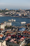 TRS437A Beyoglu district in Istanbul