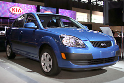 09 February 2006:  2007 Kia Rio.....Chicago Automobile Trade Association, Chicago Auto Show, McCormick Place, Chicago IL