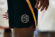 NORTH AUGUSTA, SC. July 10, 2019. Shorts at Nike Peach Jam in North Augusta, SC. <br /> NOTE TO USER: Mandatory Copyright Notice: Photo by Jon Lopez / Nike