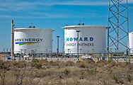 WPX Energy  site in the Permian Basin.