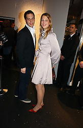 LORD FREDERICK WINDSOR and his sister LADY GABRIELLA WINDSOR at a party to celebrate the launch of a range of leather accessories designed by Giles Deacon for Mulberry held at Harvey Nichols, Knightsbridge, London on 30th October 2007.<br /><br />NON EXCLUSIVE - WORLD RIGHTS