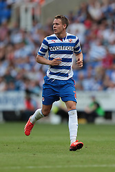 Reading's Chris Gunter - Photo mandatory by-line: Nigel Pitts-Drake/JMP - Tel: Mobile: 07966 386802 03/08/2013 - SPORT - FOOTBALL -  Madejski Stadium - Reading -  Reading v Ipswich Town - Sky Bet Championship
