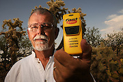 Rev. Dr. Robin Hoover, founder of Project Find Me!/Proyecto Rescatame!, promotes the use of Personal Location Beacons that employ GPS technology to aid migrant groups who may become distressed while crossing from Mexico in to the deserts of Arizona, USA.  To date seven McMurdo FastFind PLB Model 210 units have been distributed to persons in Altar, Sonora, Mexico, who redistribute the units to those that guide migrants through the Arizona deserts.  Info:  http://robinhoover.com/Home.html
