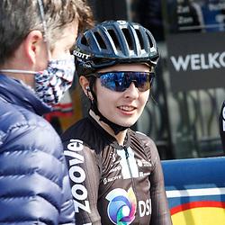 14-04-2021: Wielrennen: Brabantse Pijl women: Overijse: Juliette Labous