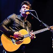 Washington, D.C. - Feb. 20th, 2010:  Grammy awar dwinning solo artist John Mayer plays the Verizon Center on his Battle Studies tour. (Photo by Kyle Gustafson)