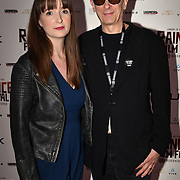 Elliot Grove and Director Brooke Colman of  Fire in Grenfell attend World Premiere of Team Khan - Raindance Film Festival 2018 at Vue Cinemas - Piccadilly, London, UK. 29 September 2018.