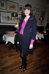 LADY LAURA CATHCART at the opening of the Brompton Bar & Grill, 243 Brompton Road, London SW3 on 11th March 2009.