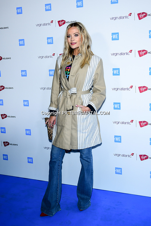 Laura Whitmore Arrives at 2020 WE Day UK at Wembley Arena, London, Uk 4 March 2020.