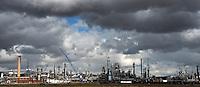 Sinclair Refinery, Interstate 80, Sinclair, Wyoming
