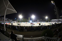 Overview arena, FEI President<br /> Logines Challenge Cup<br /> Furusiyya FEI Nations Cup Jumping Final - Barcelona 2015<br /> © Dirk Caremans<br /> 25/09/15