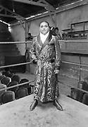 9505-53 wrestler, Mexico City, early 1930s
