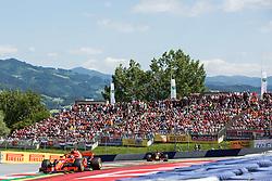 July 1, 2018 - Spielberg, Austria - Motorsports: FIA Formula One World Championship 2018, Grand Prix of Austria, .#7 Kimi Raikkonen (FIN, Scuderia Ferrari) (Credit Image: © Hoch Zwei via ZUMA Wire)