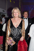 LOUISE FENNELL, Grey Goose Winter Ball to benefit the Elton John Aids Foundation. Battersea Power Station. London. 10 November 2012.