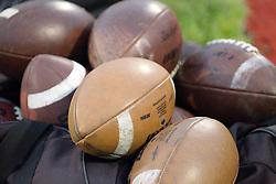 12 September 2014: Chili Bowl.  IHSA FOOTBALL: Normal Community West Wildcats at Normal Community Ironmenin Normal Illinois