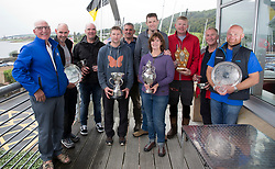 Largs Regatta Festival 2018<br /> <br /> Prize Winners for Round The Island and Weekend Dinghy Racing<br /> <br /> Images: Marc Turner
