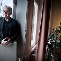 Nederland, Amsterdam, 4 februari 2016.<br /> Bas Heijne, schrijver, vertaler en interviewer.<br /> <br /> <br /> <br /> Foto: Jean-Pierre Jans